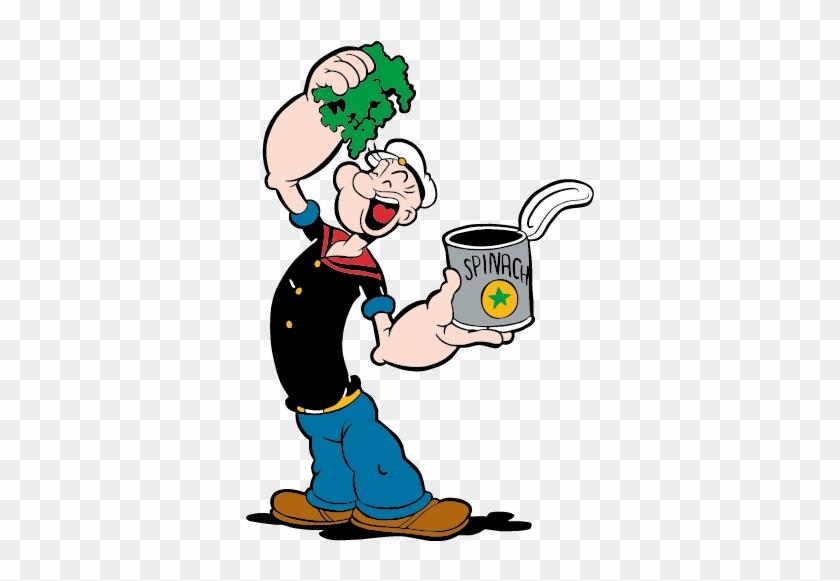 Popeye - Popeye Cookbook By Josephine Bacon #458497