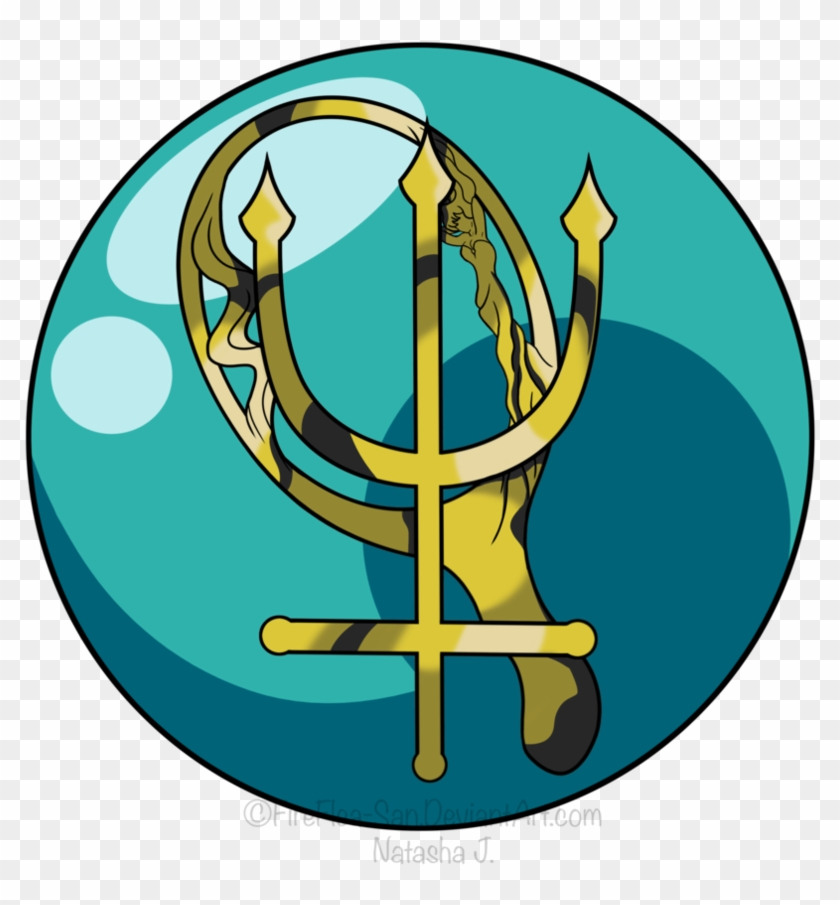 Images Of The Element Mercury Sailor Moon Neptune Symbol Free