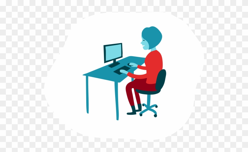 Intandem Works With Selected Charities Throughout Scotland - Office Chair #459013