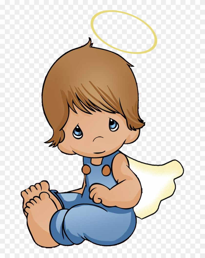 Child Precious Moments Inc Precious Moments Boy Png Free