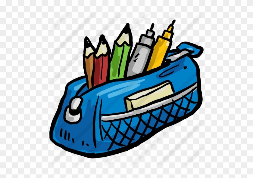 Pencil Case - Pencil Case Png #459883