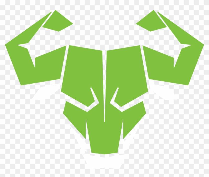 Workout Illustration Logos #460088