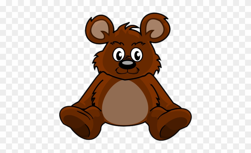 Free To Use Public Domain Bear Clip Art - Animales Con El Abecedario #460116