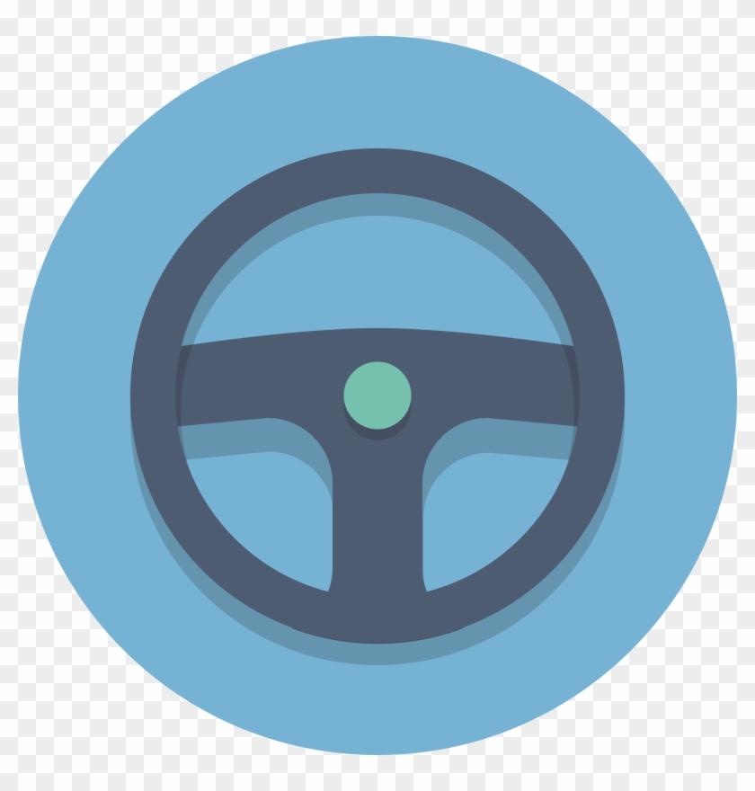 Open - Steering Wheel #460442