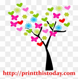 Love Tree Clipart Transparent Png Clipart Images Free Download
