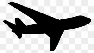 Clip Art Airplane Outline File Silhouette S Png Wikimedia Plane