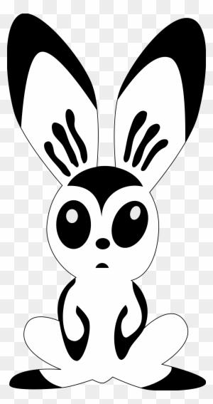Hare Clip Art