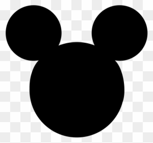 Mickey Mouse Head Clipart Transparent PNG Images Free