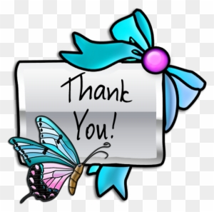 Google Clip Art Thank You Butterfly Free Clipart Of Thank You Free Transparent Png Clipart Images Download
