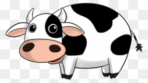 Sea Cow Cliparts Cartoon Cow With No Background Free Transparent