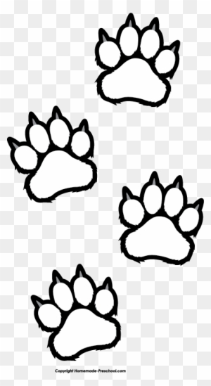 Dog Paw Print Clip Art Transparent Png Clipart Images Free Download