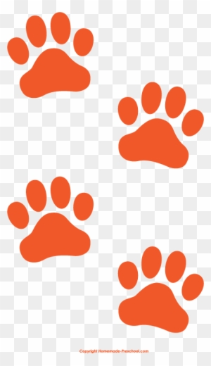 Dog Paw Print Clip Art Transparent Png Clipart Images Free Download Clipartmax Dog cat paw footprint, animal paw print png. dog paw print clip art transparent png