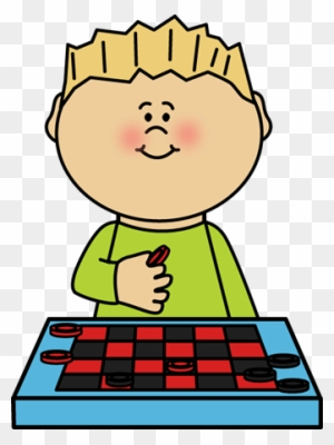 Playing Board Game Clip Art - Play Board Games Clipart ...