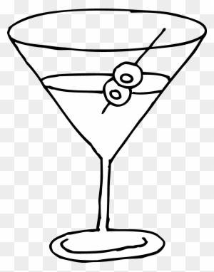 Martini Clip Art