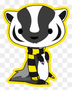 10 100368 artythepuppeteer 5 0 hufflepuff badger by xeohelios badger drawing hufflepuff