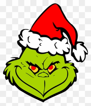 Grinch Christmas Clip Art Download