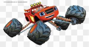 Blaze And The Monster Machines Clipart Transparent Png Clipart Images Free Download Clipartmax