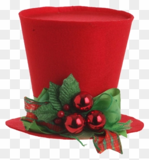 red top hat ornament matching larger red top hat serves christmas top hat clipart