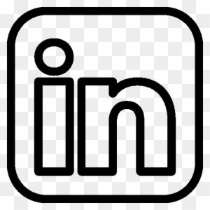 Linkedin Clipart Linkedin Icon For Resume Free Transparent Png