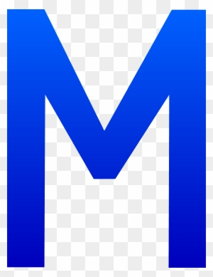 Free Clipart Letter M Transparent Png Clipart Images Free Download