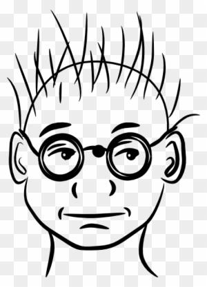 Face Glasses Clipart