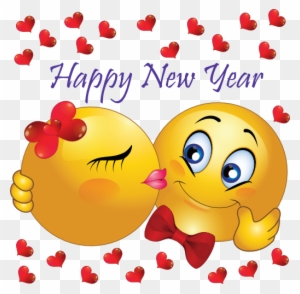 new year clipart emoji happy new year cute free transparent png clipart images download