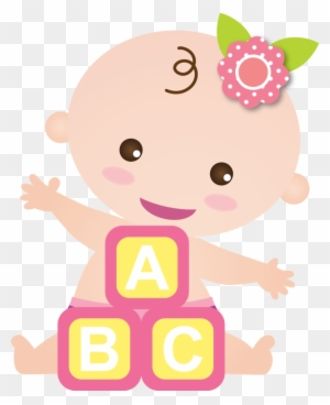 Innovation Baby Girl Clipart Y Pinterest Babies Clip Baby Girl Clipart Gif Free Transparent Png Clipart Images Download