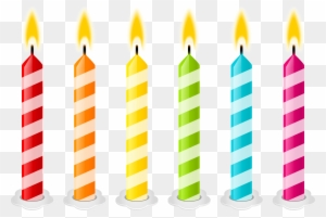 Birthday Candle Transparent Background Candles