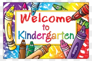 Welcome To Kindergarten Clipart, Transparent PNG Clipart Images Free  Download - ClipartMax