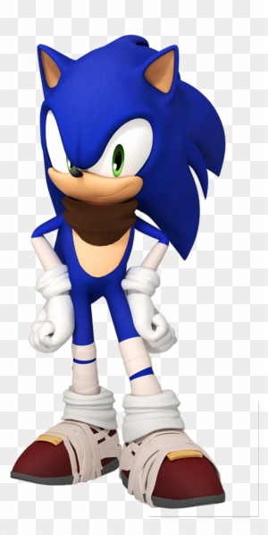 Sonic The Hedgehog Sonic From Sonic Boom Free Transparent Png Clipart Images Download