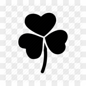 Three Leaf Clover Vector Shamrock Free Transparent Png Clipart