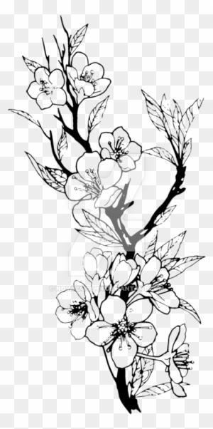 Flower Illustration By Novazaigenn Flower Illustration Plantillas