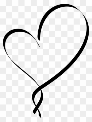 Download Png Black And White Heart | PNG & GIF BASE