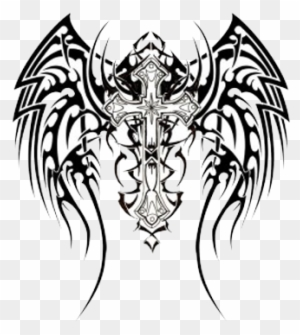 tribal cross png - art - free transparent png clipart images download  clipartmax