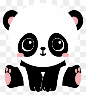 Dessin Bebe Panda Kawaii