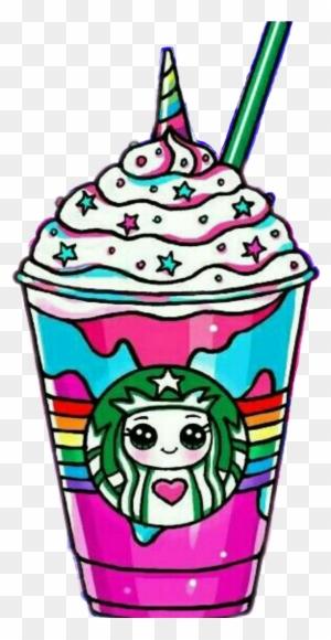 Starbucks Frappe Unicornio Unicorns