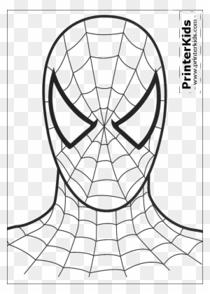 50 Wonderful Spiderman Coloring Pages Your Toddler Will Love ... | 420x300
