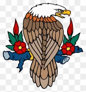 Bald Eagle Free To Use Clipart Gambar Animasi Burung Garuda Sangar Free Transparent Png Clipart Images Download