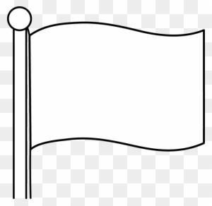 Golf Flag Clip Art Black And White Free Clipart - Flag ...
