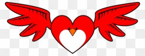 Heart Bird Video Camera Clip Art Free Transparent Png Clipart