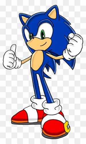 Sonic The Hedgehog Clipart Drawing Sonic The Hedgehog Body Free Transparent Png Clipart Images Download