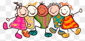 Image result for people smiling at each other cartoon