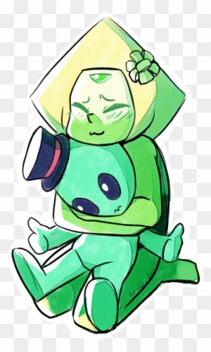 Peridot By Linkerbell On Tumblr Steven Universe Steven Universe
