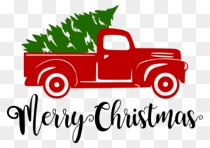 Christmas Truck Clipart, Transparent PNG Clipart Images ...