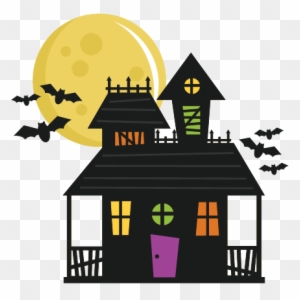 Halloween House Clipart Transparent Png Clipart Images Free Download Clipartmax