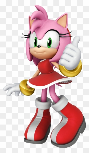 Shavicshadic12 Sonic Rivals 3 Sonic And All Stars Racing Transformed Amy Free Transparent Png Clipart Images Download