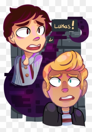 boy jesse and lukas minecraft story mode