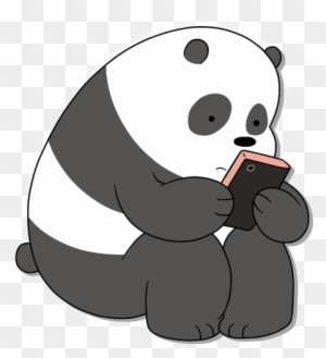 The Giant Panda Polar Bear Chloe Park We Bare Bears Panda