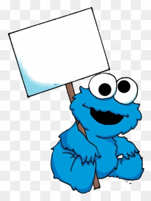 Cookie Monster De Bebe - Baby Cookie Monster Drawing - Free ...