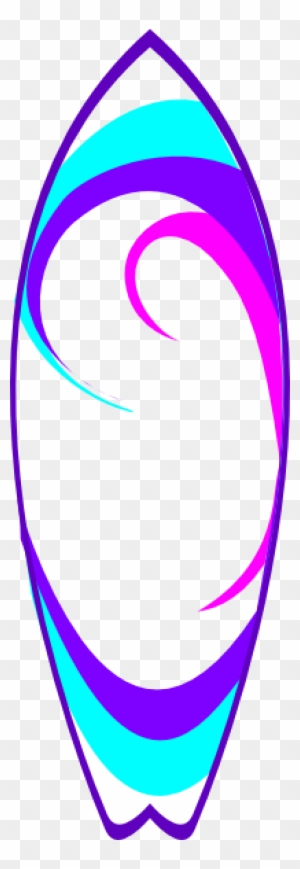 Templates Clipart Surfboard